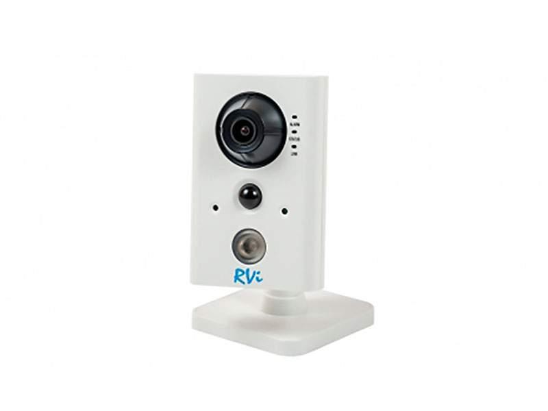 Миниатюрная сетевая видеокамера RVI