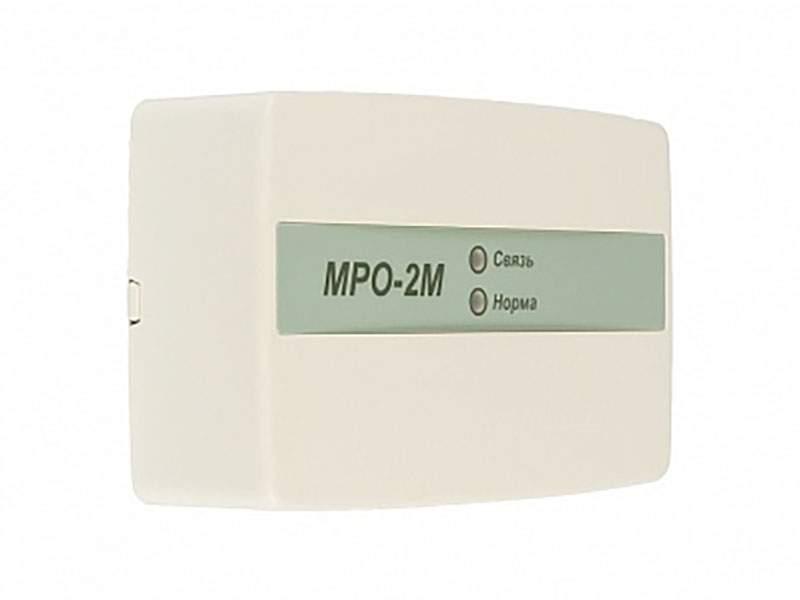 Адресный модуль речевого оповещения МРО-2