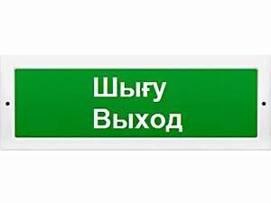 СФЕРА (УЛИЧНОЕ ИСПОЛНЕНИЕ) 220В «ШЫҒУ ВЫХОД»