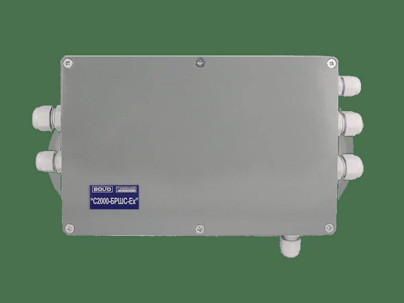 С2000-БРШС-Ех Блок расширения шлейфов сигнализации