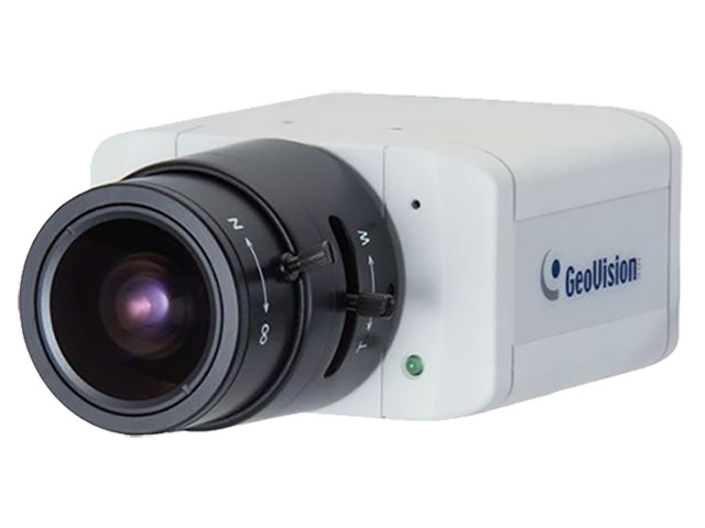 GV-BX1500-3 1.3M LOW LUX WDR BOX CAM