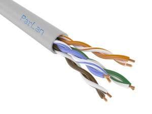 ParLan U/UTP CAT 5E PVC 4x2x0,52