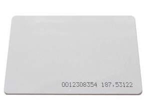 Mifare 13.56MHZ ID THIN Type