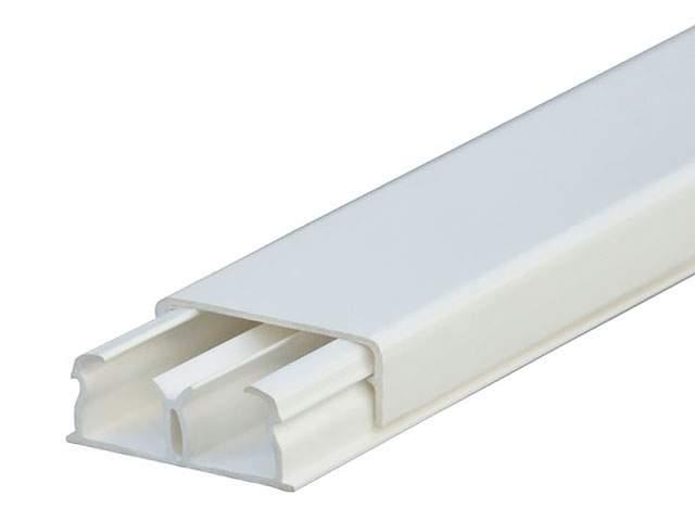 Кабельный канал 40х16 мм с перегородкой