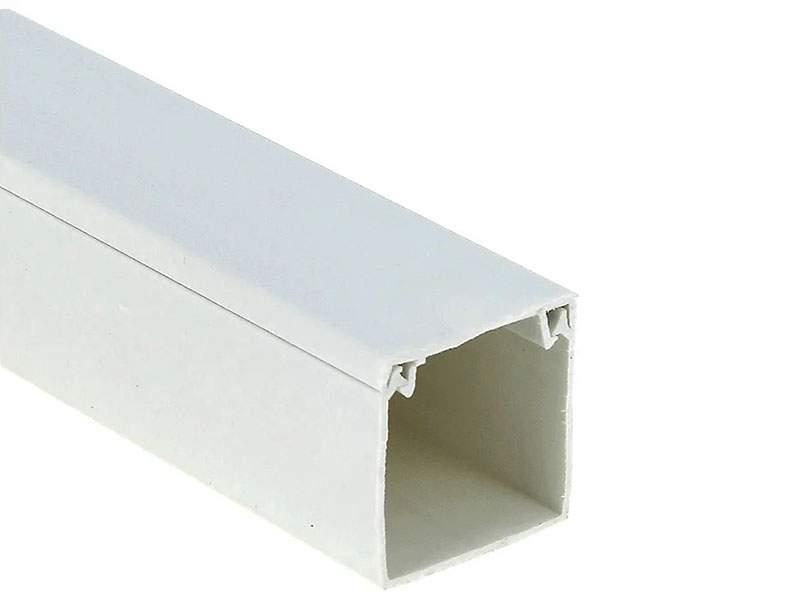 Кабельный канал 40х40мм, белый