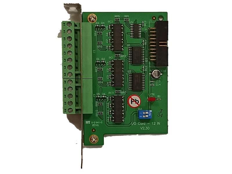 GV-IO Card Input 12CH