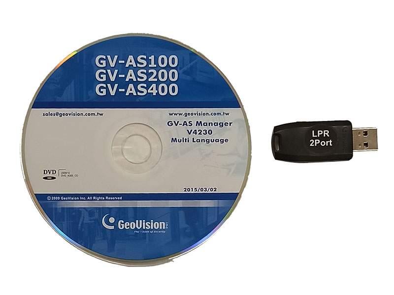 GV-LPR_DVR 2Ports