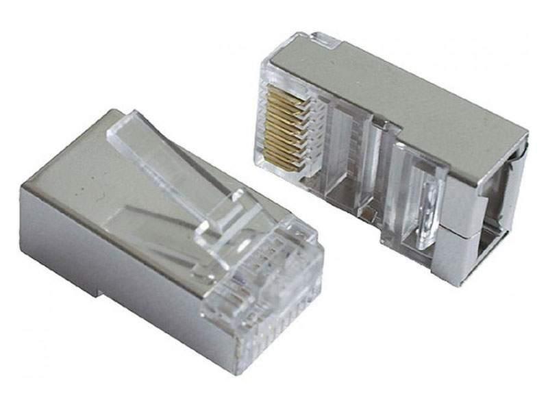 Коннектор RJ45 FTP кат 5е