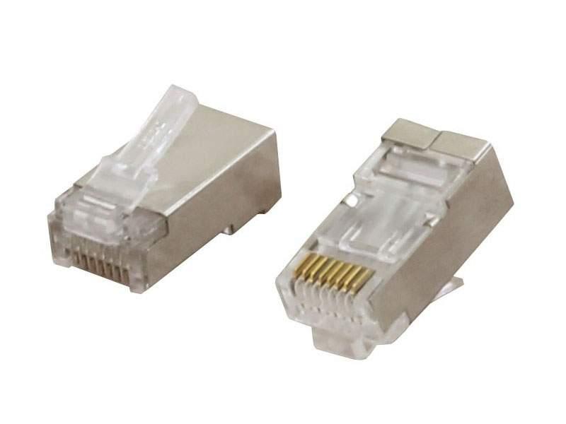 Коннектор RJ45 FTP кат 6