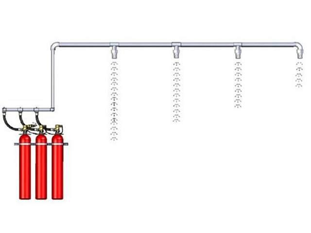 Газораспределительный трубопровод (ГРТ)