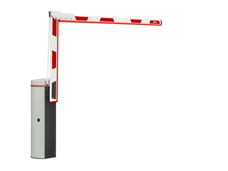 Шлагбаум GS04 со складной стрелой прямоугольного сечения 3 метра